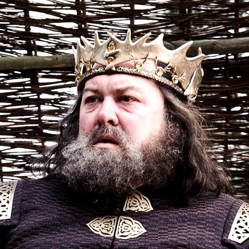Robert Baratheon: Winter Is Coming … If Game Of Thrones Characters Were Ham